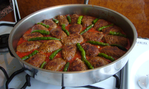 Post the Turkish dishes you like - Page 18