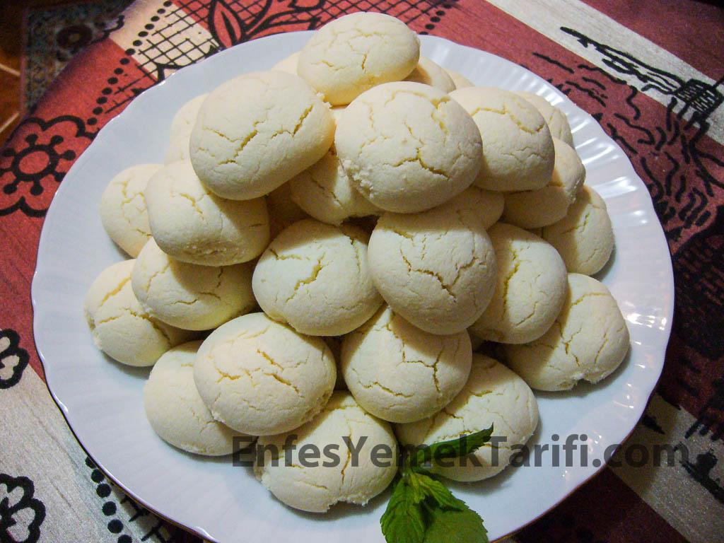 Nişastalı kurabiye