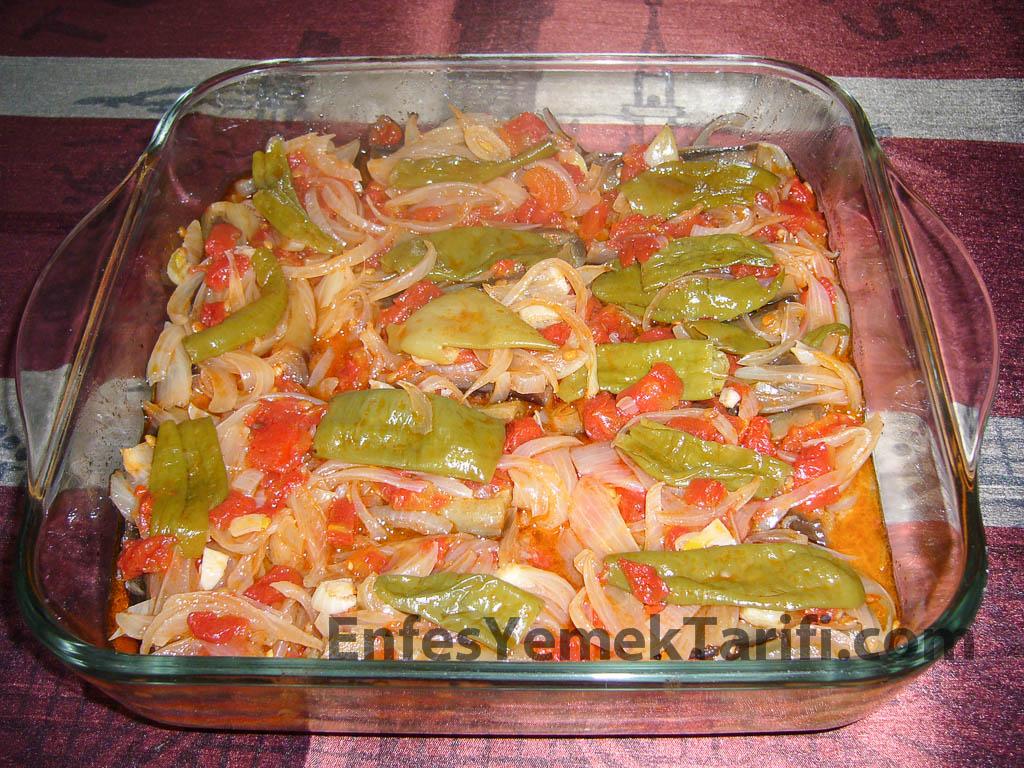 Ekşili Patlıcan Tarifi